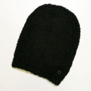 TWINSET LA6ZMM Cappello cuffia colore Nero