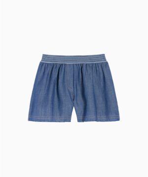 TWINSET BS7MDD Shorts Chambray