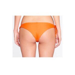 PEPITA Costume Brasiliana arancione con fiocchi