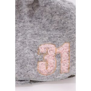 PEPITA 4422 Cappello grigio con ricamo