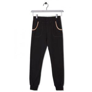 PEPITA 24/7 4102 Pantalone in felpa colore Nero